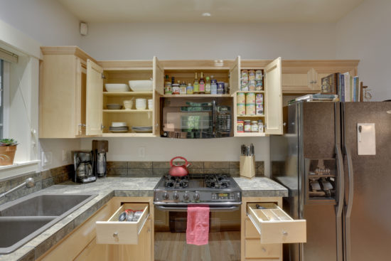 Food network features respaced\'s kitchen organizing ideas