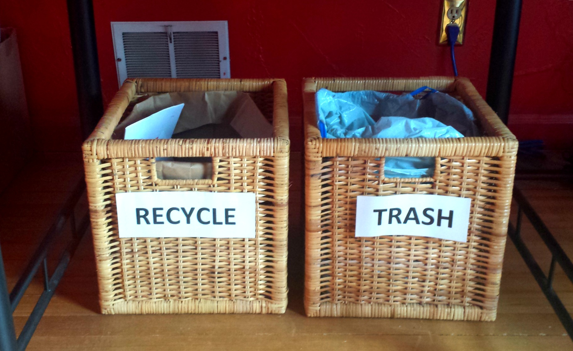 Recycle station