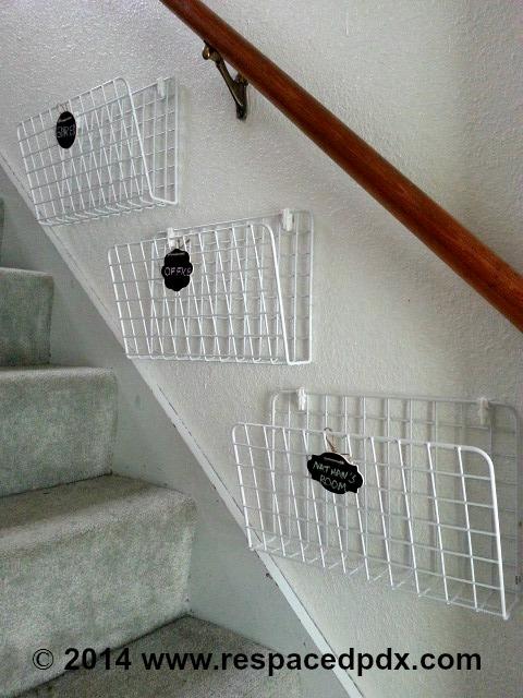 stairway organizer 1